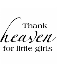thank heavens for little girls vinyl wall art lettering black lettering  on little black girl wall art with amazing deal on thank heavens for little girls vinyl wall art
