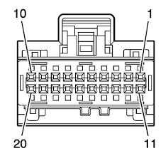 i need the power supply diagram for a 2007 chevrolet hhr instrument 2008 hhr fuel filter replacement connector part information