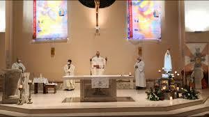 Santa Messa 11 Febbraio 2021 - YouTube