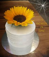 A Design In Time Clean And Simple Wedding Cakes
