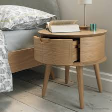 night stand with storage round nightstand bedside tables