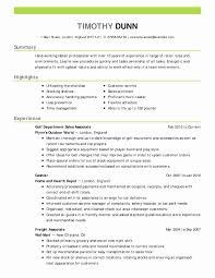 Professional Resume Template Download Unique Model Resume Template