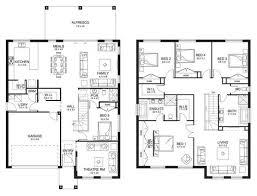 elegant modern double y house plans new home design