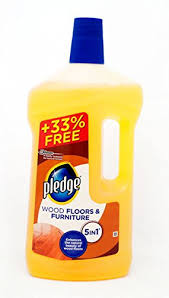 pledge wooden floor cleaner 1 l