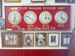 The Barn Door, San Antonio, Texas - Le Continental
