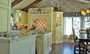 country kitchen decor french country kitchen colors white marble top wooden cabinet kitchen decor themes ideas