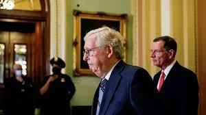 GOP Senate Leader McConnell Tells Biden ...