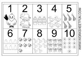 Foundation Phase Number Chart Worksheetfun Com 2013