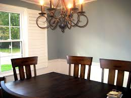 painted dining room furniture ideas. Salmon Wall Paint Color Background Dining Room Painting Ideas Black Table Set Square Cream Ceramic Floor 60 Inch Tv Led Brown Lacquered Block Board Painted Furniture