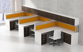 Office workstation desk Small Space Workstation Desk Laminate Contemporary Commercial Archiexpo Workstation Desk Laminate Contemporary Commercial Modern