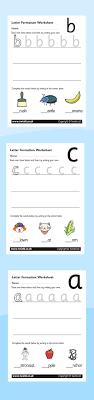 Twinkl Letter Formation Choice Image - Letter Samples Format