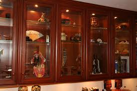 Glass Cabinet Doors Kitchen Glass Cabinet Door Inserts