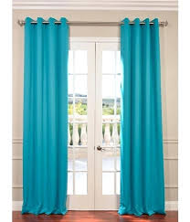 turquoise blackout curtain turquoise blue grommet blackout curtains and ds turquoise blue blackout curtains