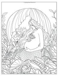 Fantasy Coloring Pages Pinterest Elf Coloring Pages Best Coloring