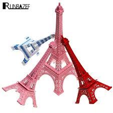 Eiffel Tower Home Decor Accessories RUNBAZEF Color Paris Eiffel Tower Home Decoration Accessories 36
