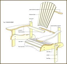 adirondack chair plans outstanding folding chair plans ideas about chair plans on folding intended for chairs