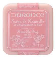Купить <b>натуральное мыло Triple Milled</b> Marseille Soap With Rose ...
