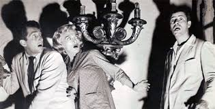 Image result for scared stiff 1953