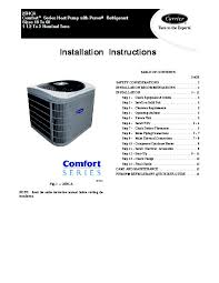 carrier 2 5 ton heat pump. carrier 2 5 ton heat pump