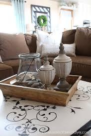 How To Decorate A Coffee Table Tray My Favorite Decorating Tool Confessions of a Serial DoitYourselfer 66