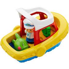 fisher little people floaty boat