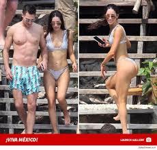 Fitness Model Jen Selter Hands-On with Big Time Rush Singer James Maslow