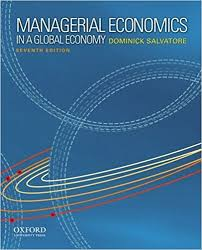 managerial economics by salvatore pdf free download
