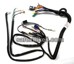 wiring harness bullet thunderbird es rh swiss motorcycle parts click to zoom image of wiring harness bullet thunderbird es rh swiss
