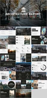 Architectural Powerpoint Template Architectural Presentation Templates Powerpoint Design