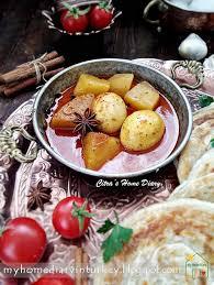 Di negara asalnya, roti maryam biasanya disantap dengan kari kambing untuk menambah cita rasa yang gurih. Citra S Home Diary Roti Canai Paratha Roti Maryam Flying Flat Bread