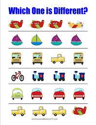 Transportation Activities for Preschoolers   Transportation ...
