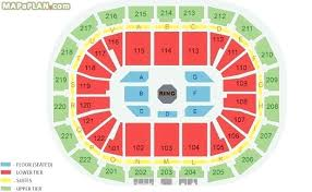 Key Arena Detailed Seating Chart Curious Key Arena Seat Chart Key Arena Seating Chart Luxury