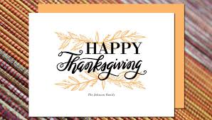 thanksgiving photo cards 33 thanksgiving card templates free premium download