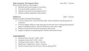 Sample Resume High School Student Stunning Resume For High School Students With No Experience Samples Resume Pro