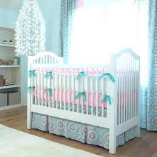 pink and gray nursery bedding pink and gray nursery pink gray nursery aqua baby carousel designs