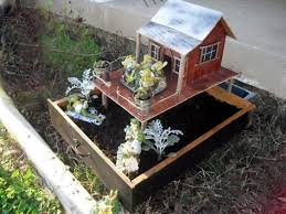 fairy garden container ideas. Skillful Ideas Fairy Garden Containers Stylish Decoration How To Create A In Container T