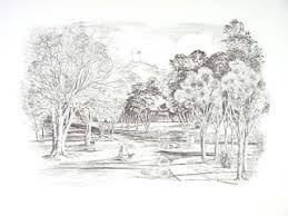 New Zealand Art Print News: Sketches by Peter Arnold - original artworks or  prints?