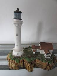 point arena california lighthouse figurine 156