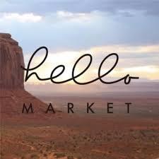 おしゃれなフリマにワークショップ Hello Market Vol7に行って