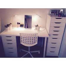ikea alex makeup desk my storage draws glam room ideas dressing table ikea alex makeup desk