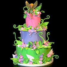 Birthday Cakes Southern Blue Celebrations Tinkerbell Pirate