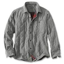 Orvis Mens Size Chart Mens Quilted Shirt Jacket Orvis