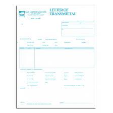 Laser Letter Of Transmittal Free Shipping