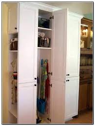 broom closet organizer broom closet organizer broom closet storage ideas