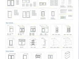 kitchen cabinet sizes ikea and specifications chart uk door
