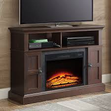 image is loading whalen a fireplace console for tvs up to