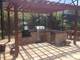 Kitchen Design:Marvelous Backyard Kitchen Designs Outdoor Kitchen Ideas On  A Budget Outdoor Bbq Plans