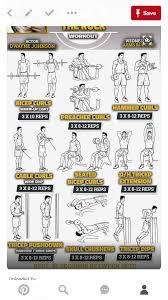 Gym Biceps Workout Chart Pin On Workouts