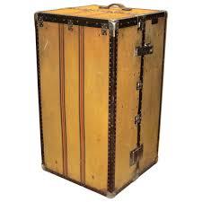 brilliant antique wardrobe steamer trunk hartmann for at 1stdibs antique wardrobe trunk photos