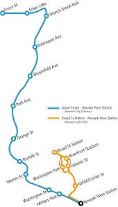 Grove Street Light Rail Parking Newark Light Rail Wikiwand